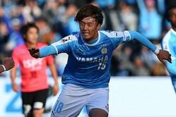 磐田FW小川に「#つなぐ」プロジェクトや、初のインターハイ中止となった高校サッカーへの思いを聞いた。写真:山崎賢人(サッカーダイジェスト写真部)