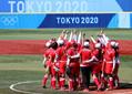 【東京五輪速報】ソフトボール日本代表...