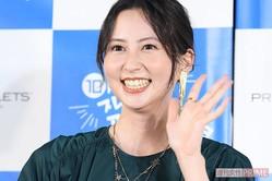 「プレミアム・アウトレットの日」制定記念イベントでの河北麻友子(20年10月)