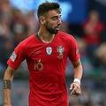 ポルトガル代表の一員としてネーションズ・リーグ制覇に貢献したB・フェルナンデス。評価は高まるばかりだ。(C)Getty Images