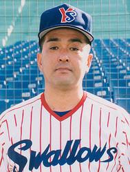 黒田真二さん(1999年撮影)
