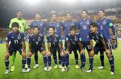 16強で散った日本。グループリーグの戦いぶりは称賛を集めたが……。(C)Getty Images