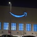米アラバマ州ベッセマーにあるアマゾン・ドットコムの物流施設(2021年3月29日撮影)。(c)Patrick T. FALLON / AFP