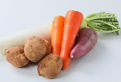 野菜や果物の皮はむかなくていい?