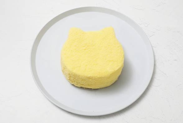 ねこねこチーズケーキに「もふねこチーズケーキ」が新登場!ふわふわ食感と濃厚な味わいが楽しめる