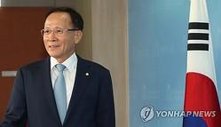 駐米韓国大使として24日に赴任する李秀赫氏=(聯合ニュース)
