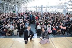 (左)西川貴教(C)NHK