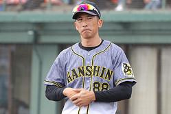 阪神・矢野燿大監督【写真:津高良和】