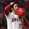 「2番・DH」で先発したエンゼルス・大谷翔平【写真:Getty Images】