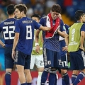 W杯敗退の日本代表、使用後の「ロッカー」が話題に