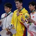 20日、新京報によると、ジャカルタ・アジア大会の競泳男子200メートル自由形で優勝した中国・孫楊の服装が物議を醸している。