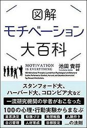 『図解 モチベーション大百科』池田貴将著 サンクチュアリ出版