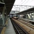 茨木駅のホーム