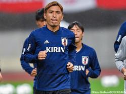 「結果を残さないと次はない」と語った日本代表MF青山敏弘