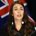 ニュージーランドのジャシンダ・アーダーン首相(2020年11月30日撮影、資料写真)。(c)Marty MELVILLE / AFP