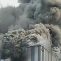 ファーウェイ施設で火災 3人死亡