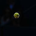 テニスボール(2016年4月24日撮影、資料写真)。(c)JOSEP LAGO / AFP