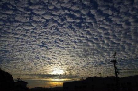 画像 地震 雲