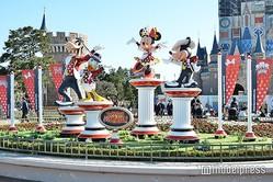 東京ディズニーランド※2020年1月撮影(C)モデルプレス(C)Disney