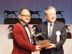 【JRA賞】矢作師「自分には出来過ぎな1年」最多賞金獲得調教師