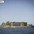 28日、公開初日に97万516人の観客を動員し韓国のオープニング興行記録を塗り替えた韓国映画「軍艦島」が、一方で「恥ずべき新記録」も打ち立てたと、韓国の複数のメディアが報じている。写真は軍艦島。