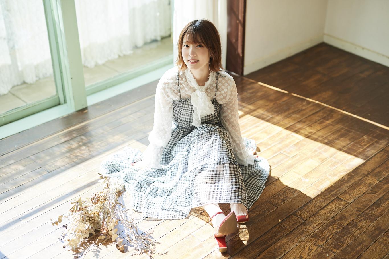 成功も過ちも、すべてひっくるめて愛おしい——内田真礼、6年目の春に想うこと