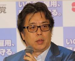 小林よしのり氏(写真は2014年9月撮影)
