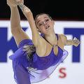 逆転Vを飾ったアンナ・シェルバコワ【写真:Getty Images】