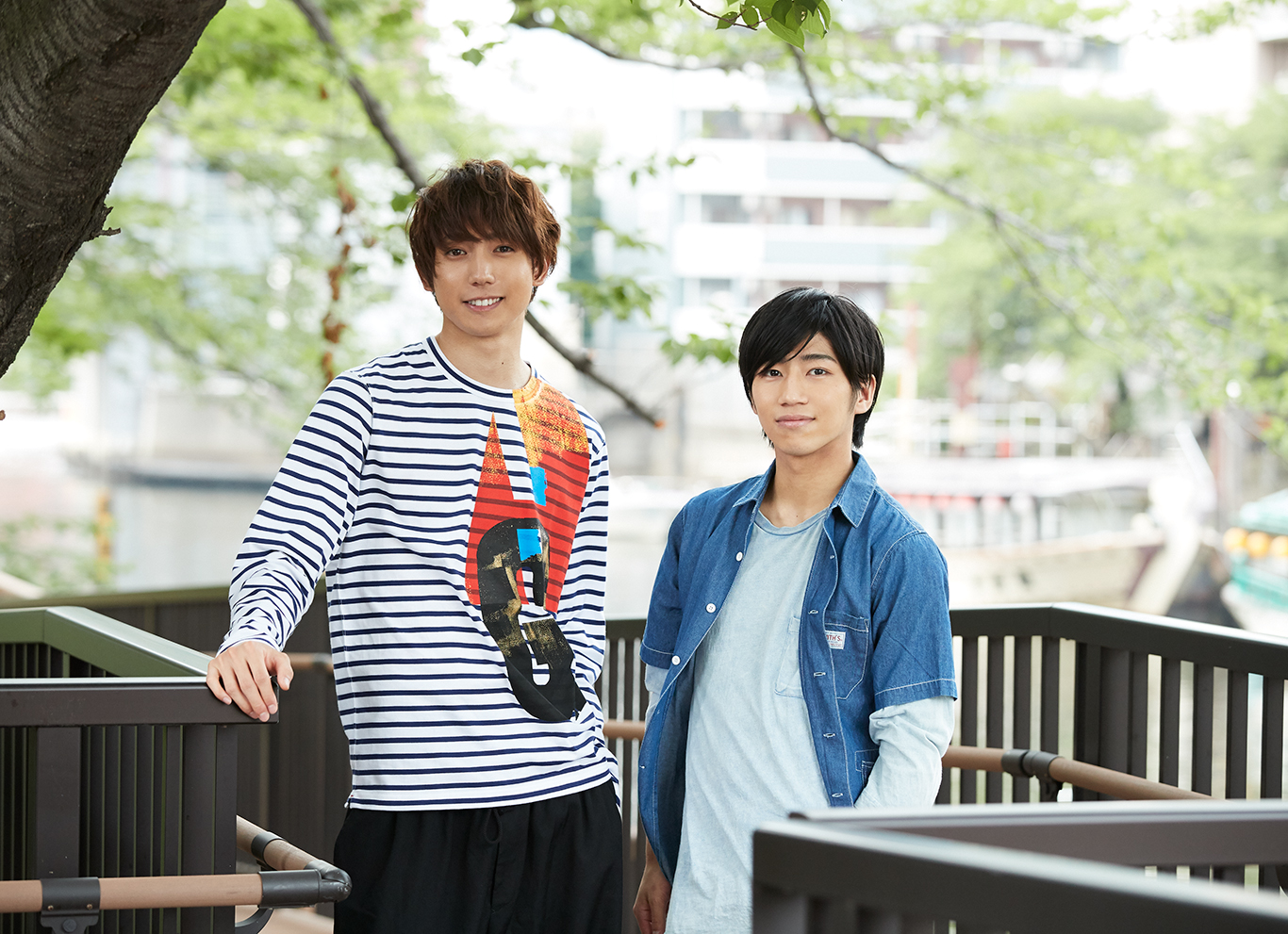納谷 健×有澤樟太郎の「同い年ゆるトーク」#2.5次元俳優 #結婚観 #夢 #スイカに塩