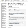 Windows10 アップデートKB5001391は問題発生せず、パフォーマンス向上