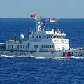 相次ぐ中国公船の領海侵犯(写真は2016年撮影=提供:第11管区海上保安本部/AP/アフロ)