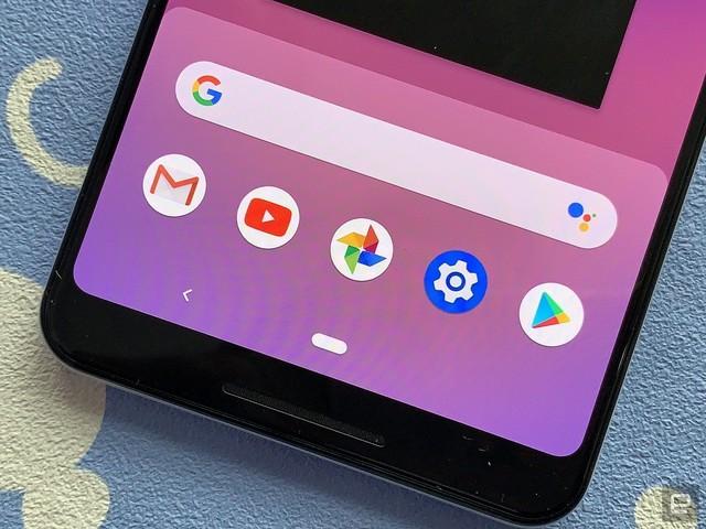 Android Qでは戻るボタンも廃止に? ジェスチャー操作で代替か