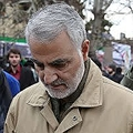 米政府は1月3日、イラン革命防衛隊コッズ部隊のカセム・ソレイマニ司令官などを殺害した。写真は2016年イランで撮影(STR/AFP via Getty Images)
