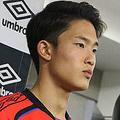 G大阪、U20代表GK谷晃生が自動車事故 双方にケガなし
