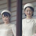 5月4日、両陛下即位に際しての一般参賀で