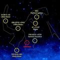 ガンマ線バースト現象が類似 NASAなどが「ゴジラ」を星座に認定