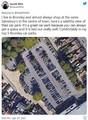 全ての駐車スペースを6年がかりで制覇「最高に無意味」との声も