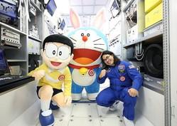 ドラえもん&のび太、NASAへ!ロッチ中岡の41歳バースデー祝福で大感激