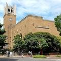 49年ぶりに志願者数が10万人を割った早稲田大学(時事通信フォト)