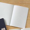書き味を左右する重要な要素 3種類の紙から選ぶ無印良品ノート