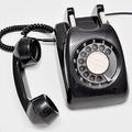 昭和の時代の懐かしい固定電話