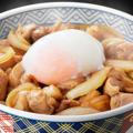 提供を終了している「鶏すき丼」吉野家ホームページより
