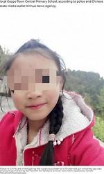 体罰を受けた数時間後に死亡した10歳女児(画像は『7NEWS.com.au 2020年9月17日付「Schoolgirl dies after getting maths question wrong」(Credit: Newsflash/Australscope)』のスクリーンショット)