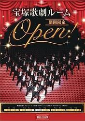 ビッグエコー4店舗で「宝塚歌劇ルーム」を8月23日より実施