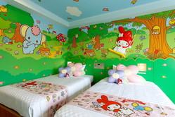 世界初マイメロディ&リトルツインスターズの客室が京王プラザホテル多摩に誕生