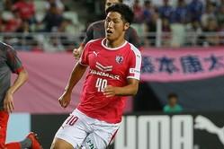 昨季は天皇杯でトップチームデビューを飾った安藤。写真:滝川敏之