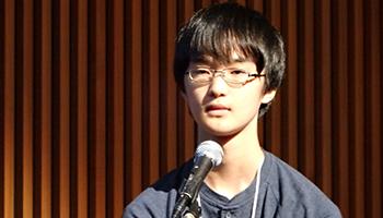 [画像] スーパー中学生誕生、プログラミング言語わずか数週間で開発、U-22プログラミング・コンテスト2019