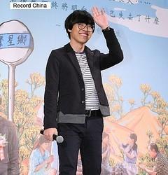 31日、男性ミュージシャンのクラウド・ルーの主演ドラマが、台湾独立支持派と指摘されたことをきっかけに中国で封殺対象となっている。写真はクラウド・ルー。