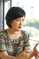 「核放棄はおろか、対話によって北朝鮮の体制が変わると楽観視している韓国国民はごく僅か」と語る金秀�氏