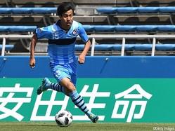 昨季までY.S.C.C.横浜でプレーした